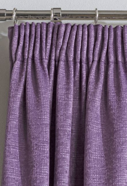 Monza Grape Thermal Curtains 1