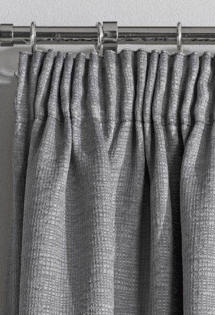 Monza Grey Thermal Curtains 1