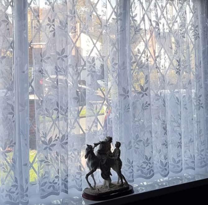 Floral-net-curtains