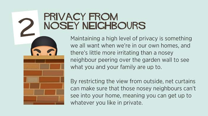 Privacy from nosey Neighbours